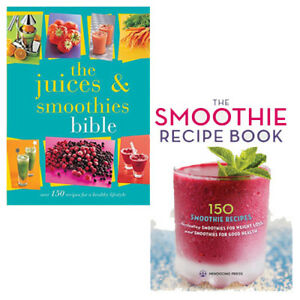 Details About The Smoothies Recipes Books For Healthy Lifestyle And Weight Loss Book Set