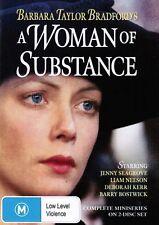 A WOMAN OF SUBSTANCE - Region 2 Compatible DVD (UK seller!!!)  Deborah NEW