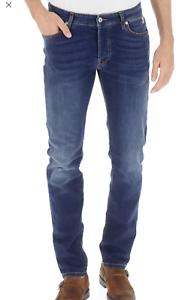 Jeans-ROY-ROGERS-Uomo-Mod-529-CARLIN-Nuovo-e-Originale-SALDI