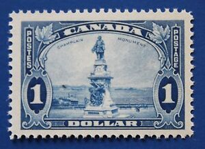 CANADA (#227) 1935 Champlain Monument, Quebec MNH single