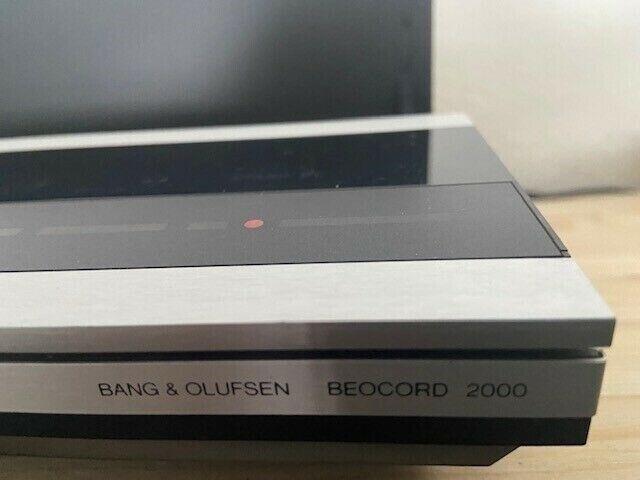Båndoptager, Bang & Olufsen, Beocord 2000