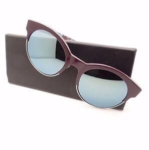 c53769c867e0 Christian Dior Sideral 1 X4V3J Plum Havana Azure X4V 3J Sunglasses ...