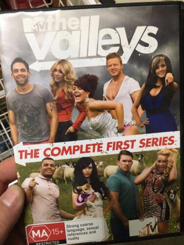 1 of 1 - The Valleys Season 1 ex-rental region 4 DVD (2 discs) reality tv series