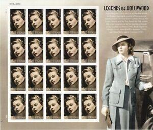 Ingrid-Bergman-Celebrity-Sheet-of-20-Forever-Stamps-Scott-5012