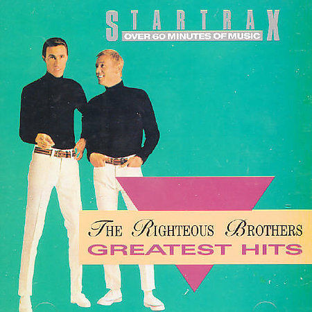 Greatest Hits [MGM] by The Righteous Brothers (CD, Nov-1990, Polygram)