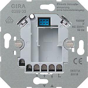 Gira-Shutter-Control-039900-230-V-Insert