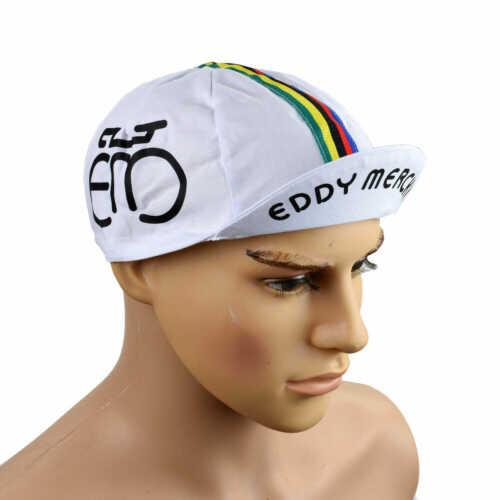 vintage style Merckx cycling cap