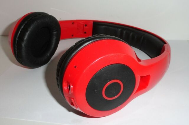 81086228790 Vivitar Bluetooth Headphones Listen up (black) for sale online | eBay