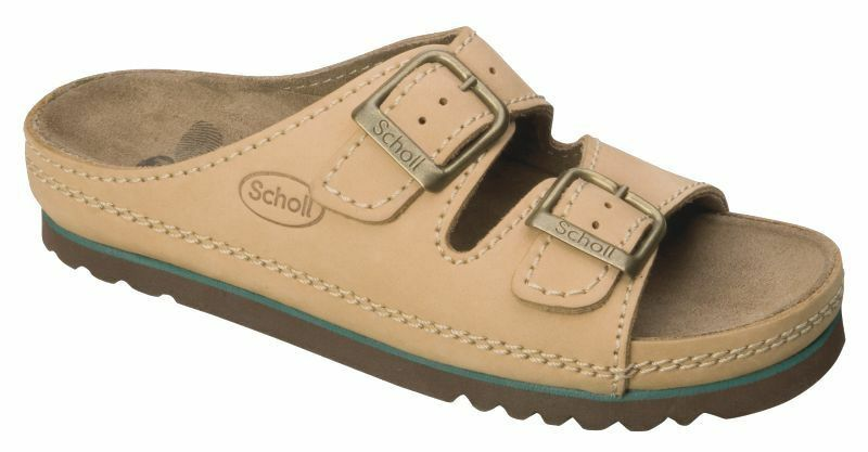 SCHOLL BIOPRINT AIR BAG CIABATTE men women 39 40 41 42 43 44 45 SANDALS SLIPPER