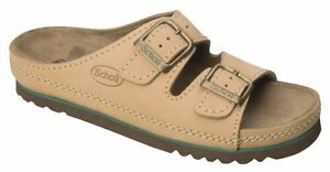 SCHOLL BIOPRINT AIR BAG CIABATTE UOMO DONNA 39 40 41 42 43 44 45 SANDALS SLIPPER