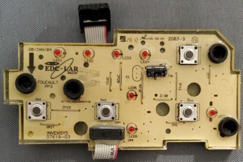 R5S3 Whirlpool Washer Electronic Control Board Pt # WP326048437