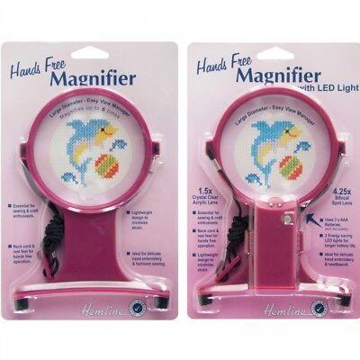 Hemline Hands Free Magnifier