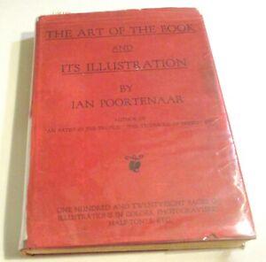 THE ART OF BOOK ILLUSTRATIONS~128 illustrations photogravures-POORTENAAR