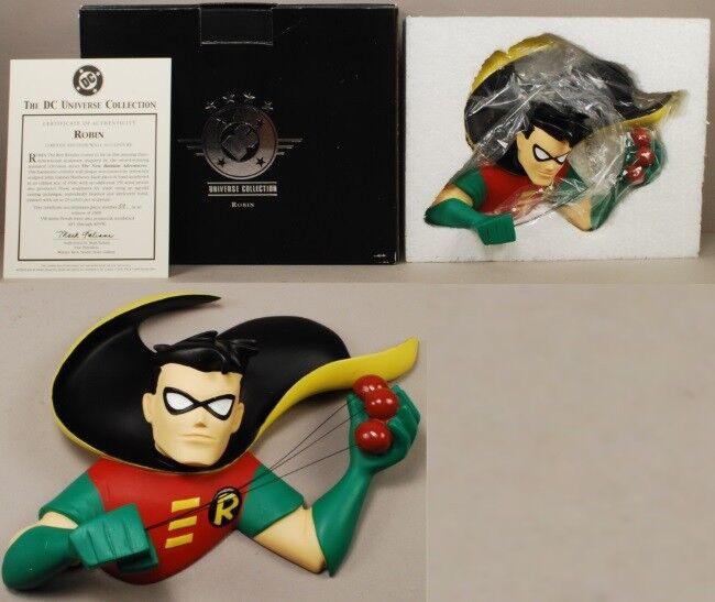Batman el animado serie 2000 Warner Bros tienda wbss Placa de parojo Robin MIB