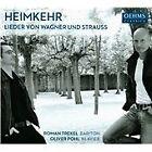 Heimkehr: Lieder von Wagner und Strauss (2014)