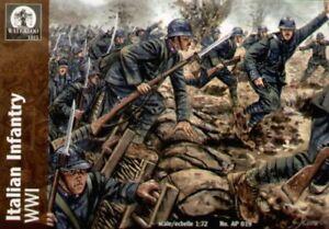 Waterloo-1815-Italien-Infantry-WWI-1-72-Used