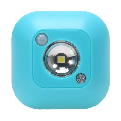 Mini Sticky LED Light /& PIR Motion Sensor Lights Ceiling Lamp Battery Powered