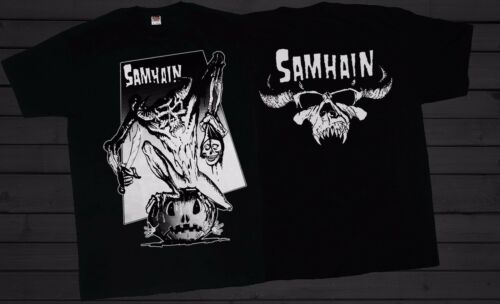 American rock band sizes SAMHAIN S to 6XL T/_shirt
