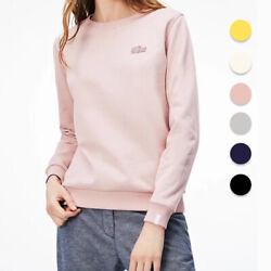 Lacoste Sweatshirt Damen Hoodie Sweater Pullover