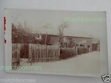 PRIMITIVE CHAPEL PRIORS MARSTON 818 CIRCA 1911/1912 REAL-PHOTO POSTCARD BW205/10