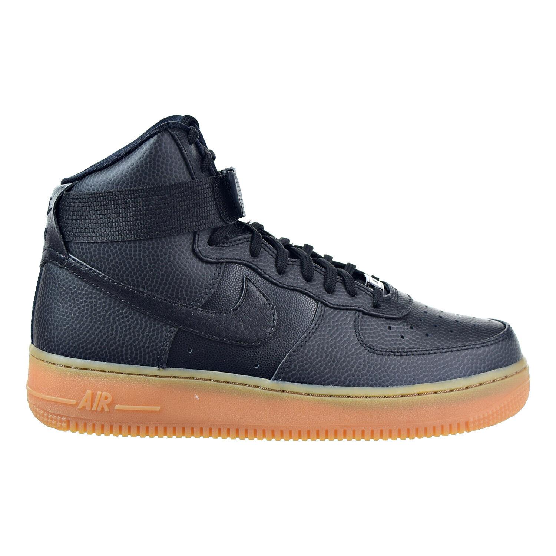 NIKE DAMEN Air Force 1 Hi Se Schuhe 12 Schwarz Grau 860544 002