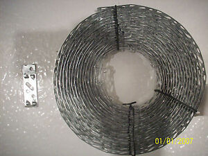 Electric Floor Wire Strapping Warm Tiles Easyheat Radiant Tile Heat Cable Strap Ebay
