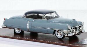 CADILLAC Series 62 / 2-Door Coupe - 1961 - 2-tone blue - GIM 1:43