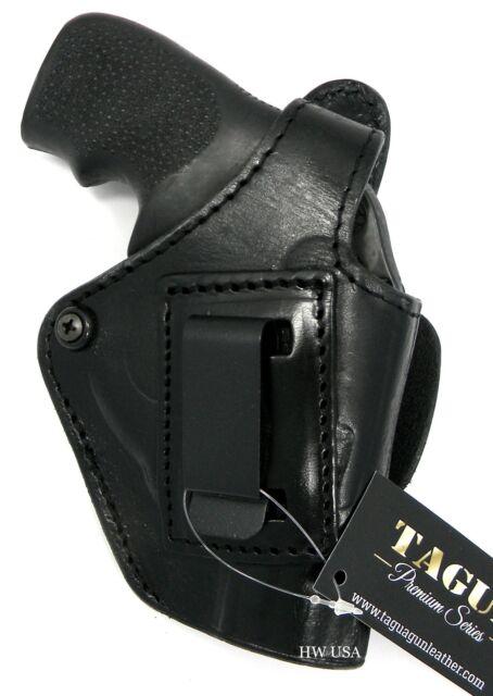 Tagua Gunleather RE8CH Original No Clip JFRAME Holster Black for sale online