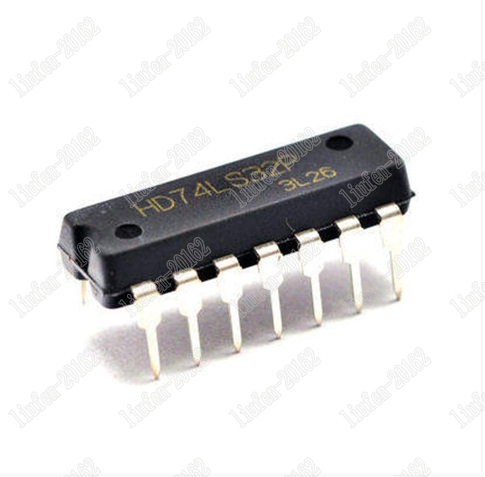 10pcs  new   Hitachi Integrated Circuit HD74LS74AP
