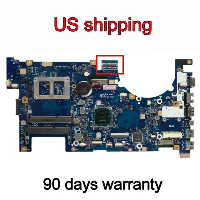 For ASUS G75VW Laptop Motherboard ROG G75V G75 3D Connector Main Board US