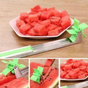 Watermelon Cutter Windmill Shape Plastic Slicer for Cutting Watermelon Too`