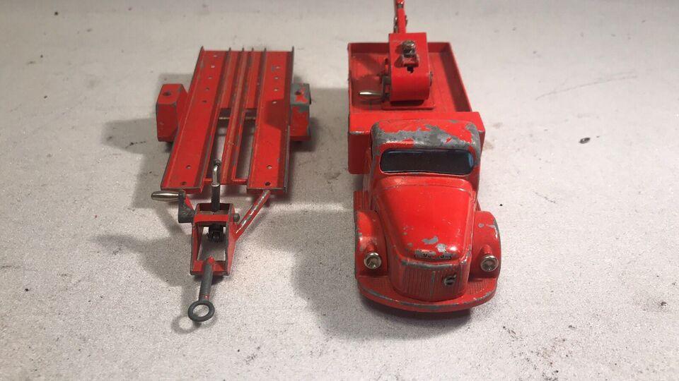 Modelbil, Tekno Volvo Kranbil 436+437