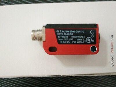 LEUZE photoelectric sensor HRTR 3B 66-S8 1PC New NEW 3 Months Warranty