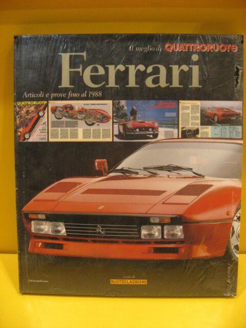 Il meglio di Quattroruote - Ferrari - Articoli e prove fino al 1988