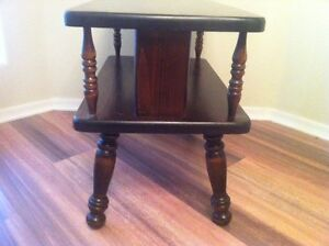 Image Is Loading Ethan Allen Old Tavern Colonial Dark Antique Pine