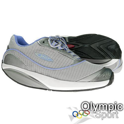 MBT Fora Silver Womens shoes UK 4 EUR 37  400212-19