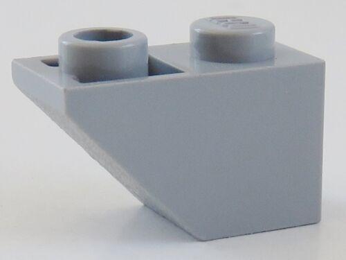 LEGO Dachstein / Slope 45 2 x 1 invers /negativ 10 Stück hell blaugrau #3665