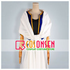 Cosonsen Magi The Labyrinth of Magic Sinbad Cosplay Costume With Hat All Size