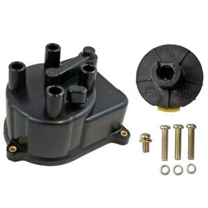 1X-New-Distributor-Cap-amp-Rotor-Ignition-Kit-for-Honda-Civic-30103P08003-301-Z3J8