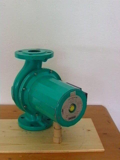 Heizungspumpe Wilo Pumpe P 50 160 r   3x500 V  Sonderspannung  PN 10     P13 167