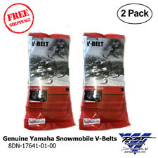 New 2 Pack of Snowmobile Belt APEX NYTRO VECTOR  8DN-17641-01-00
