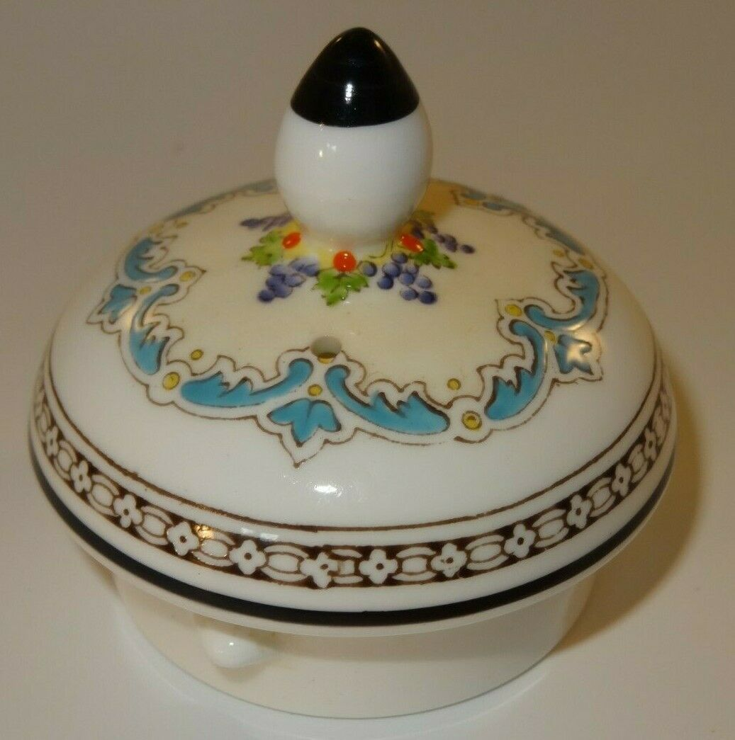 Image 7 - Wedgwood Florentine W2714 Turquoise Coffee Pot 1960s Excellent