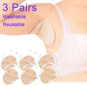 HO-3-Pairs-Reusable-Sweat-Armpit-Pads-Soft-Washable-Invisible-Cushion-Guard-Hea