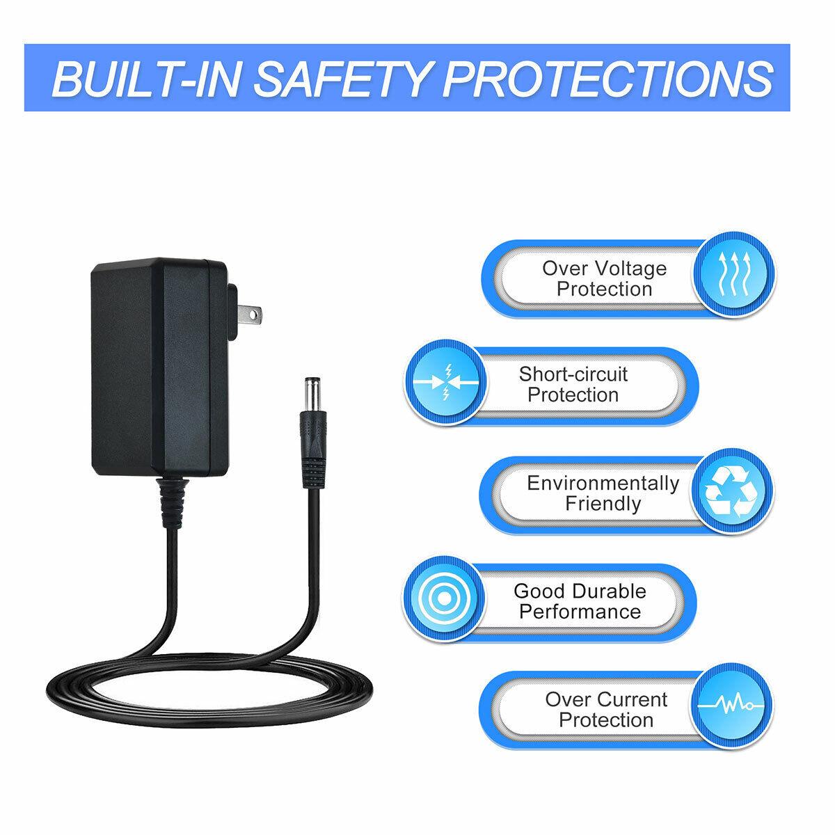 AC Adapter for Proform PFEL579080 PFEL579081 I Series 785 F Elliptical Power PSU