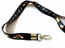 FRIENDS Lanyards accessories Office ID card holder