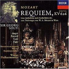 GEORG/WP SOLTI - REQUIEM KV 626 CD CHOR NEU
