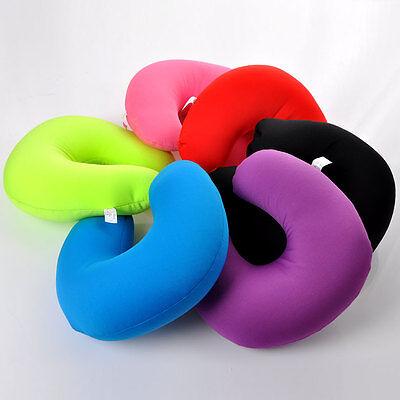 Memory Neck U Shaped Pillow Headrest Airplane Car Travel Soft Nursing Cushion