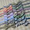 Boy Kid Child Pre Tied Stripe Lattice Party Wedding Tuxedo Bow Tie Necktie T010