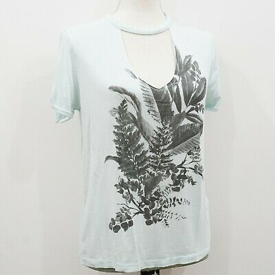 S M NWT Lucky Brand Black Graphic T-Shirt Eagle Print Sleeveless Size XS /& L