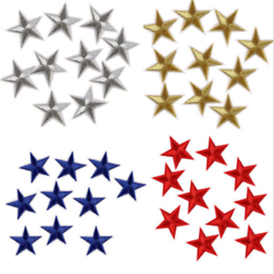 10pcs-Star-Embroidery-Sew-Iron-On-Patch-Badge-Clothes-Applique-Bag-Fabric-DIY-HS